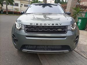 Land Rover Discovery 2016 Gray   Cars for sale in Abuja (FCT) State, Central Business Dis