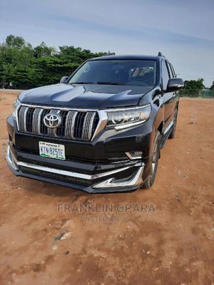 Toyota Land Cruiser Prado 2008 Black | Cars for sale in Abuja (FCT) State, Lugbe District