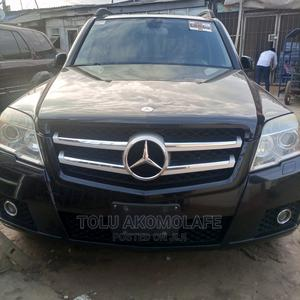 Mercedes-Benz GLK-Class 2010 Black   Cars for sale in Lagos State, Agege
