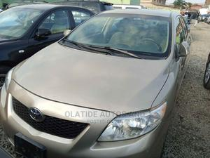 Toyota Corolla 2011 Gold | Cars for sale in Lagos State, Alimosho