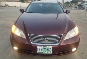 Lexus ES 2008 350 Brown | Cars for sale in Lagos State, Ikeja
