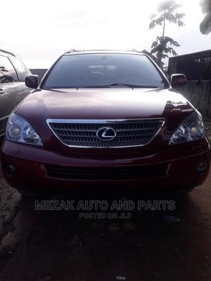 Lexus RX 2008 Red   Cars for sale in Lagos State, Ojodu
