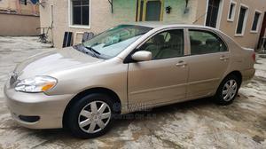 Toyota Corolla 2005 Sedan Automatic Gold | Cars for sale in Lagos State, Abule Egba