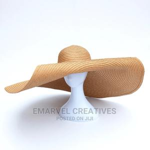 Large Brim Summer Sun Beach Hats   Clothing Accessories for sale in Lagos State, Surulere