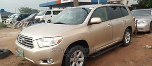 Toyota Highlander 2010 Limited Gold | Cars for sale in Imo State, Owerri
