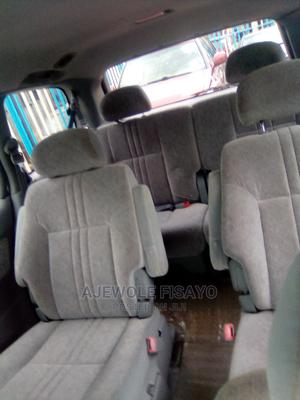 Toyota Sienna 1999 LE 4dr Green | Cars for sale in Lagos State, Alimosho