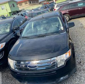 Ford Edge 2008 SE 4dr AWD (3.5L 6cyl 6A) Black | Cars for sale in Lagos State, Ogba