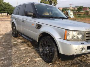 Land Rover Range Rover Sport 2009 HSE 4x4 (4.4L 8cyl 6A) Silver | Cars for sale in Abuja (FCT) State, Central Business Dis