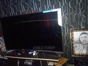 55 Inches Hisense Curved Smart TV | TV & DVD Equipment for sale in Delta State, Uvwie