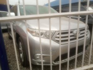 Toyota Highlander 2012 Limited Silver | Cars for sale in Lagos State, Apapa