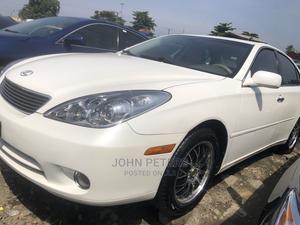 Lexus ES 2005 330 White | Cars for sale in Lagos State, Apapa