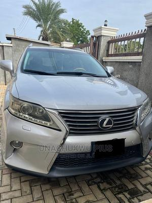 Lexus RX 2012 350 AWD Silver | Cars for sale in Abuja (FCT) State, Lugbe District