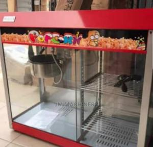 Luxury Popcorn Machine With Warming Showcase | Restaurant & Catering Equipment for sale in Lagos State, Ojo