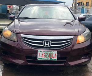 Honda Accord 2009 2.0 I-Vtec Automatic Red | Cars for sale in Lagos State, Ikeja