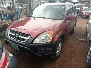 Honda CR-V 2004 Red | Cars for sale in Imo State, Owerri