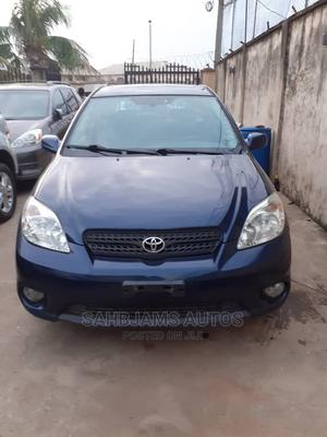 Toyota Matrix 2005 Blue   Cars for sale in Lagos State, Isolo