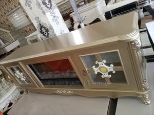 Imported Fire Flame Tv Shelf With Remote Control the Fire   Furniture for sale in Lagos State, Ojo