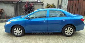 Toyota Corolla 2011 Blue | Cars for sale in Rivers State, Port-Harcourt