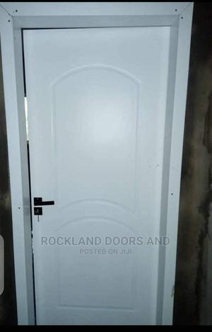 3ft White Wooden Door   Doors for sale in Lagos State, Apapa