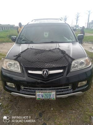 Acura MDX 2004 Sport Utility Black   Cars for sale in Bayelsa State, Yenagoa
