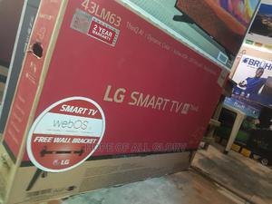 LG Smart Tv 43 Inches   TV & DVD Equipment for sale in Lagos State, Lagos Island (Eko)