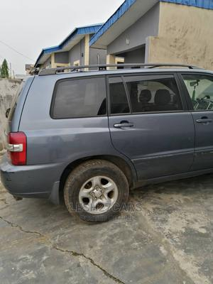 Toyota Highlander 2005 Blue | Cars for sale in Lagos State, Maryland