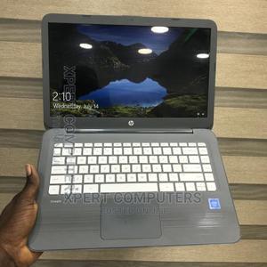 Laptop HP Stream 14 4GB Intel Celeron SSD 32GB | Laptops & Computers for sale in Oyo State, Ibadan