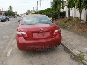 Toyota Camry 2009 Red | Cars for sale in Lagos State, Ojodu