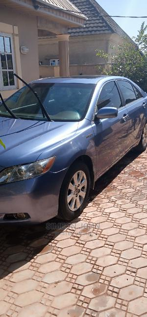 Toyota Camry 2007 2.3 Hybrid Blue   Cars for sale in Abuja (FCT) State, Wuse 2