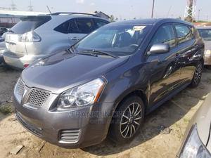 Pontiac Vibe 2009 1.8L Gray   Cars for sale in Lagos State, Apapa