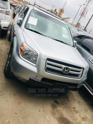 Honda Pilot 2007 Gray | Cars for sale in Lagos State, Ojodu
