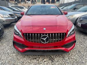 Mercedes-Benz CLA-Class 2014 Red | Cars for sale in Lagos State, Ikeja