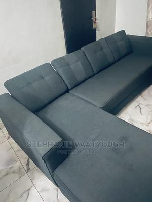 Fairly Used L-Shaped Chair   Furniture for sale in Lagos State, Lekki