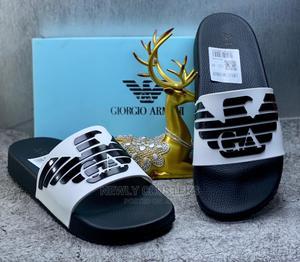 Giorgio Armani Slides   Shoes for sale in Lagos State, Lagos Island (Eko)