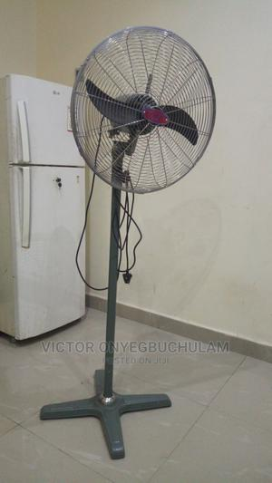 Unboxed OX Industrial Fan (20inches, 500mm)   Home Appliances for sale in Abia State, Umuahia