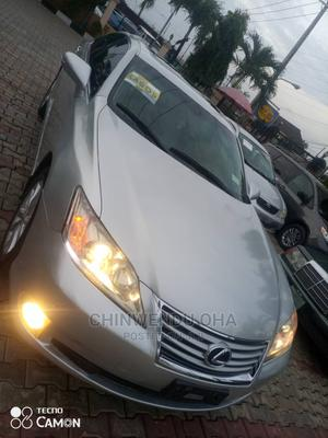 Lexus ES 2012 Silver | Cars for sale in Lagos State, Ejigbo