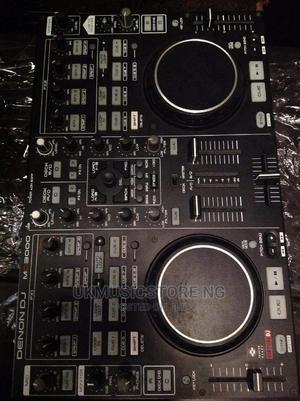 Denon DJ Mc3000 4 Deck DJ Controller Audio IO   Audio & Music Equipment for sale in Lagos State, Oshodi