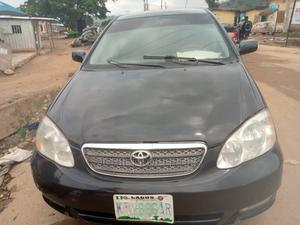 Toyota Corolla 2004 LE Black   Cars for sale in Abuja (FCT) State, Jahi
