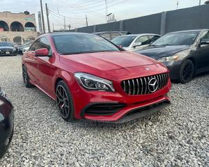 Mercedes-Benz CLA-Class 2014 Red   Cars for sale in Lagos State, Ikeja