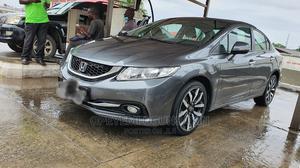 Honda Civic 2014 Gray | Cars for sale in Lagos State, Ikoyi