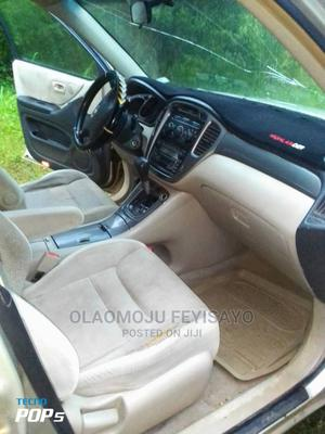 Toyota Highlander 2006 Gold | Cars for sale in Ondo State, Ondo / Ondo State