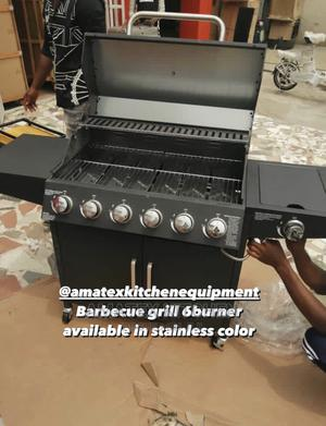 6burner Barbecue Grill | Restaurant & Catering Equipment for sale in Lagos State, Ojo
