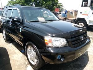 New Toyota Highlander 2005 Limited V6 Black | Cars for sale in Lagos State, Apapa