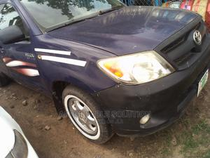 Toyota Hilux 2008 Blue   Cars for sale in Lagos State, Abule Egba
