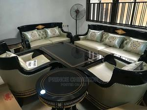 Versace Sofa Chair   Furniture for sale in Lagos State, Ojo