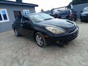 Lexus ES 2004 330 Sedan Black   Cars for sale in Lagos State, Ifako-Ijaiye