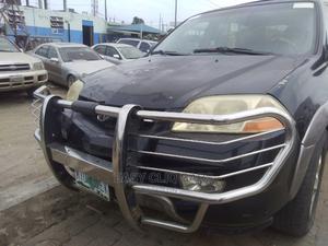 Acura MDX 2002 3.5L 4x4 Black   Cars for sale in Lagos State, Amuwo-Odofin