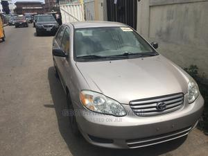 Toyota Corolla 2003 Silver | Cars for sale in Lagos State, Maryland