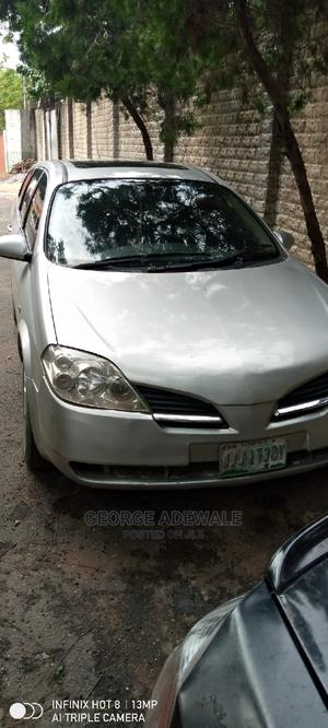 Nissan Primera 2005 1.8 Traveller Silver | Cars for sale in Lagos State, Ajah