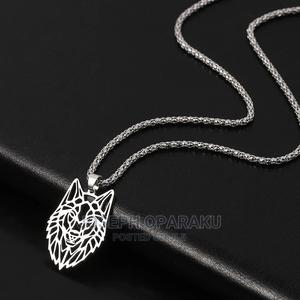 Silver Wolf Necklace | Jewelry for sale in Ekiti State, Ado Ekiti